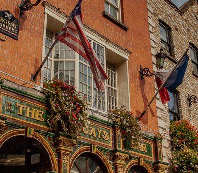 The Quays Bar street view